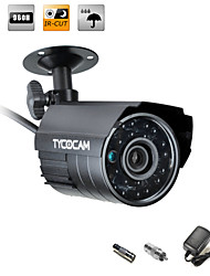 TYCOCAM Altra Low Price 130Megapixels AHD Waterproof Outdoor and Indoor Security Camera with 15M IR Distance