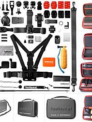 GoPro-ZubehörHalterung / Smooth Frame / Schutzhülle / Schutzkappe / Draht-Kabel / Einbeinstativ / Stativ / Träger / Taschen / Schraube /