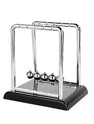 Desk Ornament Creative Stainless Steel Newton's Cradle Balance Balls Toy