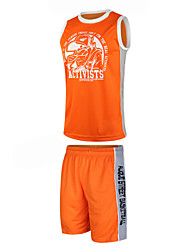 Great Design Sleeveless Basketball Jersey in Sports Uniforms