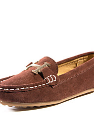 BOY - Sneakers alla moda - Comoda / Punta arrotondata - Di pelle