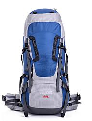 56-75 L zaino / Zaini da escursionismo / Zaini Laptop / Zainetti da alpinismoCampeggio e hiking / Pesca / Scalata / Fitness / Corse /