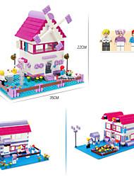 Windmill Park Girl Friend Series Of Children Educational Toys Building Blocks Assembled