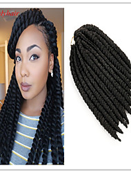 2016 New Fashion Havana Mambo Twist Braid 100% Kanekalon Fiber