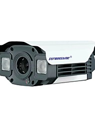 Strongshine®Bullet IP Camera with 1.3MP/50M Distance Infrared/Waterproof/ Day & Night/POE Power Supply