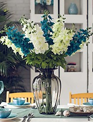 Seda Ranunculus Flores artificiais