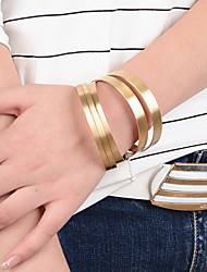Party / Casual Alloy Bangle Bracelet