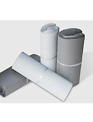 basekey 100 шт поли мешок курьером доставки посылок пластиковая сумка почтовая почта печать 400x550mm случайный цвет