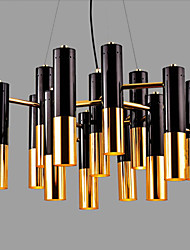 3W Luzes Pingente ,  Tradicional/Clássico / Rústico/Campestre / Vintage / Retro / Rústico Galvanizar Característica for LED MetalSala de