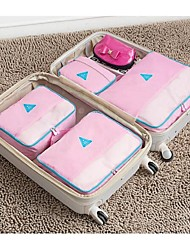 Packing OrganizerForTravel Storage Plastic / Rubber 65*65*40