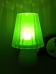 Lovely Dream Chimney Smart Light Controlled Emergency LED Night Light for Kids Room Home Decoration(Random Color)