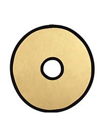 30 centímetros 2 em 1 refletor fácil de transportar mini-reflector