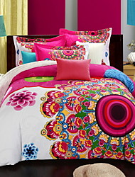 Winter bohemia Bedding Set Queen King size