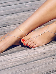 Party / Casual Alloy Anklet