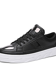 Men's Shoes Casual Fashion Sneakers Black / Multi-color / Black and White