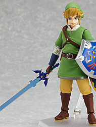 The Legend of Zelda Link PVC Figures Anime Action Jouets modèle Doll Toy