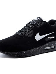 NIKE max 90 Flyknit / Women's / Men's Running Sports Sneaker with high heel Shoes 346