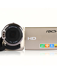 "rich® fw-560s hd 1080p pixels 16 megapixels 16x zoom 3 ""LCD-scherm Full HD digitale camera camcorder"