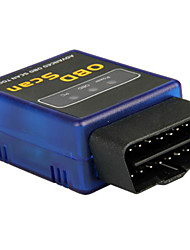 scanner bluetooth obd2 OBD II diagnostica v1.5 interfaccia