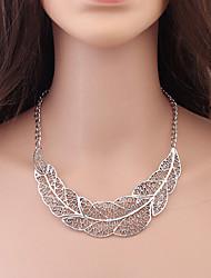 Vintage / Casual Alloy Pendant Necklace