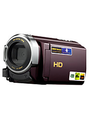 DV Camera HDV-501ST 5 Million CMOS Pixels 3.0 Inch TFT Display 16x Zoom Support SD Card