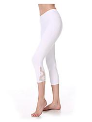 Yokaland Elegant Slim Fit Yoga Sport Capri