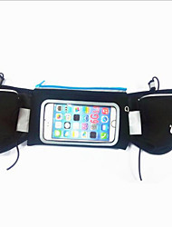 Outdoor Sports Kettle Waist Bag Mountaineering Running Dual Kettle Waist Bag Riding Mobile Phone Touch Screen