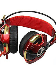 E-3lue Iron Man 3 Gaming Headset Marvel PC Headphones