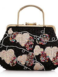 Women Polyester Casual Evening Bag