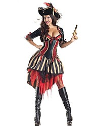 Costumes - Sorcier - Féminin - Halloween/Carnaval - Robe/Chapeau
