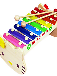 Beating Piano-- Wooden Musical Instruments for Children(3-6  years old)