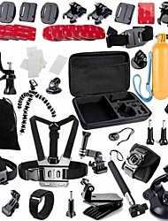 Accessories For GoPro,Front Mounting Anti-Fog Insert Monopod Tripod Case/Bags Screw Buoy Suction Cup Adhesive Mounts Straps Hand Straps