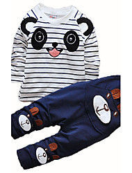 Boy's Cotton Clothing Set,Spring / Fall