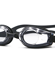 Swimming Goggles Unisex Anti-Fog / Waterproof Silica Gel PC White / Black / Blue Red / Black / Blue