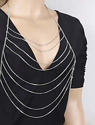 Party / Casual Alloy Body Chain