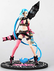League of Legends Autres PVC Figures Anime Action Jouets modèle Doll Toy