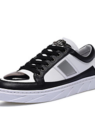 Men's Shoes Casual  Fashion Sneakers Black / White / Black and White