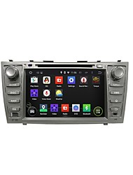 KLYDE Car DVD Player with Android 4.4 Touch Screen 8 Inch Screen Size 800*480 for CAMRY 2007-2011
