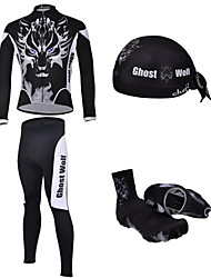 CHEJI Bike/Cycling Jersey / Bandana/Hats/Headsweats / Shoe Covers/Overshoes / Jersey + Pants/Jersey+Tights / Clothing Sets/Suits Men's