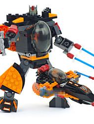 2 en 1 robot de formule max déformation de diamant blocs de construction pour blocs modèle garçons de construction des kits de