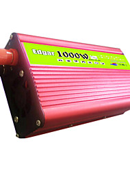 1000W Vehicle solar Inverter Power Converter Transformer 24V to 220V with Fan