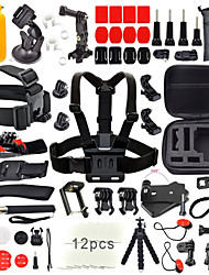 Gopro AccessoriesAnti-Fog Insert / Monopod / Tripod / Screw / Buoy / Suction Cup / Adhesive Mounts / Straps / Clip / Wrenches / Accessory