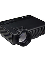 Powerful® Q5 LCD Projetor para Home Theater WVGA (800x480) 68 Lumens LED 4:3/16:9