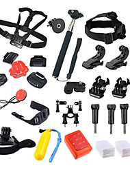 Anti-Fog Insert Monopod Buoy Adhesive Mounts Straps Hand Straps Clip Hand Grips/Finger Grooves Flex Clamp Mount/HolderWaterproof All in