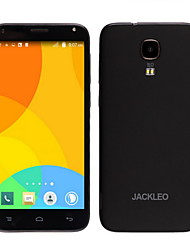 "jackleo jl460 4.5 ""Android 4.4 teléfono inteligente 3G (SIM de doble núcleo 2 mp 512 + 4 gb negro / blanco)"