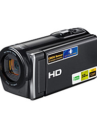 DV Camera HDV-601S 5 Million CMOS Pixels 3.0 Inch TFT Display 16x Zoom Support SD Card 32GB