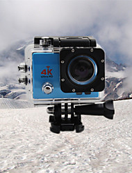 "Sports Camera Q3H 2.0"" 4K 15fps 4X Digital Zoom MAX To 64G, Micro SDHC WIFI HDMI USB 30M Can Work Underwater"