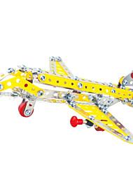 vol avion puzzles de modèle en alliage magique jouets jouets de bricolage de modélisation