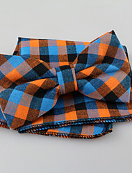 Men's fashion cotton towel and tie