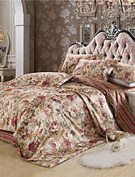 Egyptian Cotton Bedding Set Queen King Double Bed Size